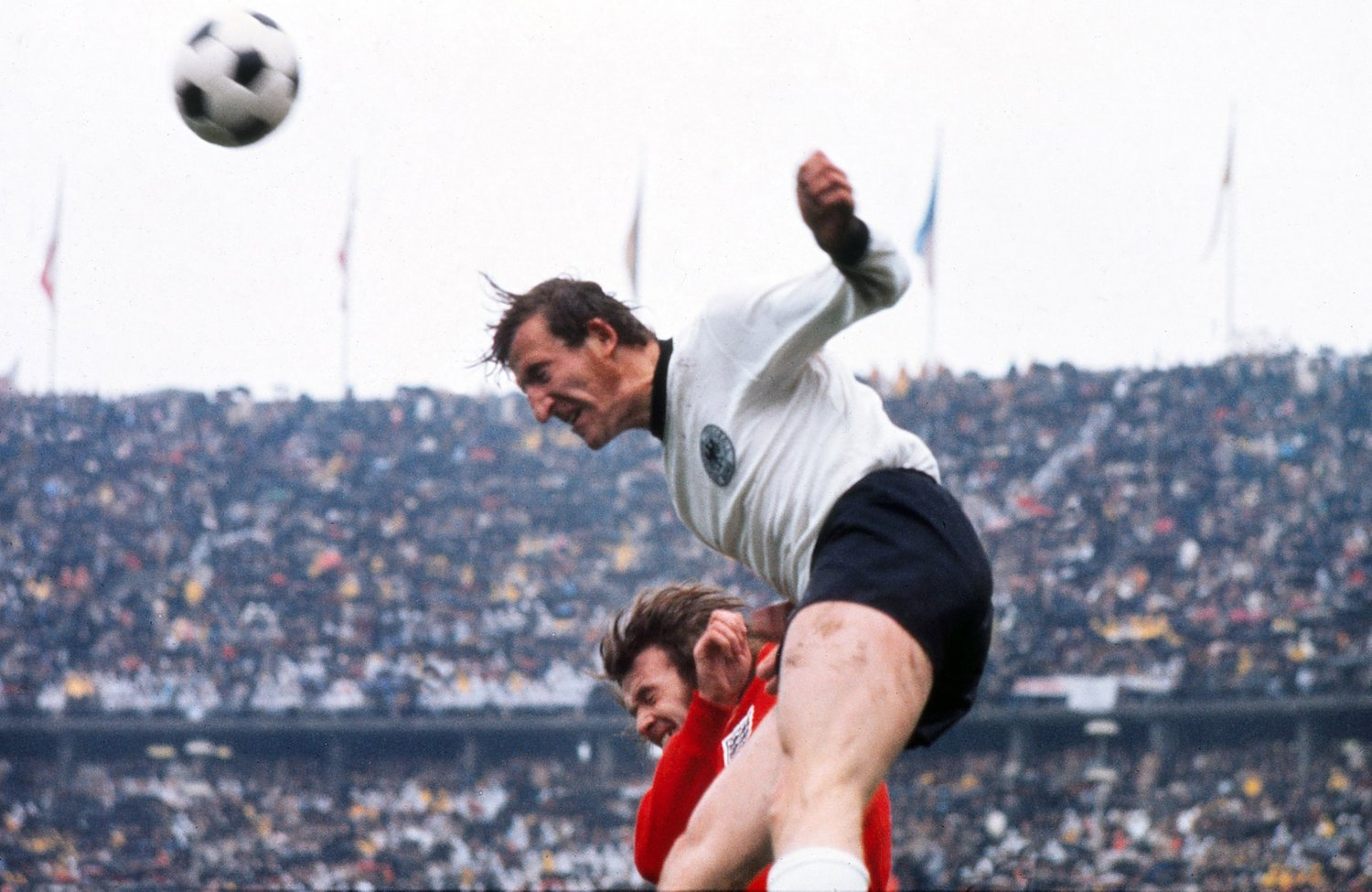Euro72 QF: W Germany 0 England 0